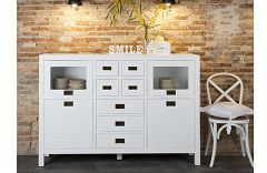 NAPLES - Sideboard 4 Doors 7 Drawers